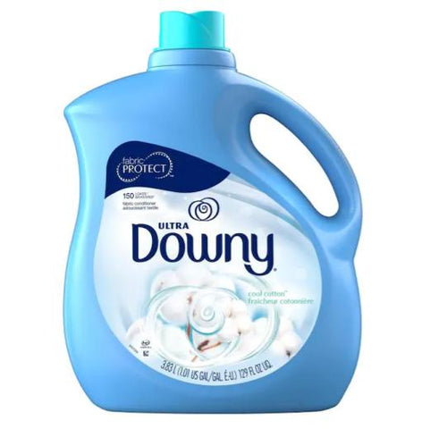 Downy Cool Cotton 129 oz Case Pack 4