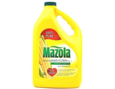 Mazola Oil 96.5 oz Case Pack 6