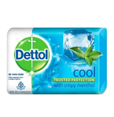 Dettol 100g Cool 6 Count Case Pack 24