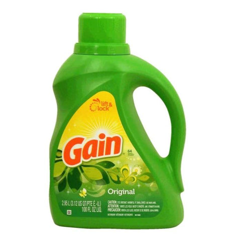Gain Original 100 oz Case Pack 4