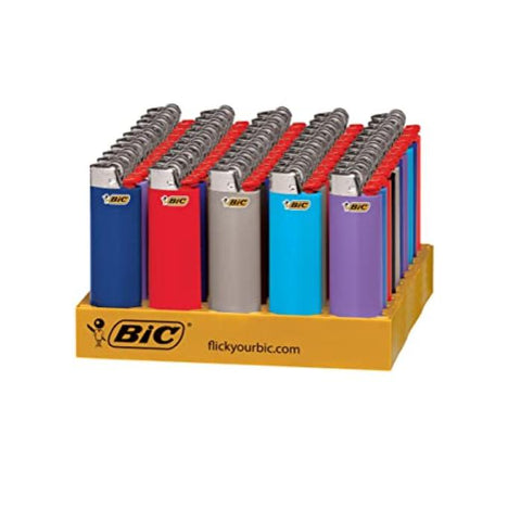 BIC Lighter Mini Size Pack Of 50