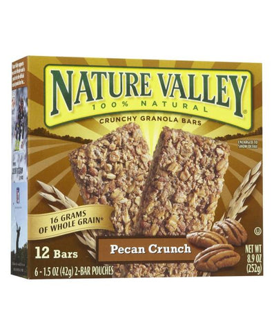 Natural Valley Pecan Crunch Pack Of 6