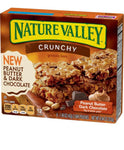 Natural Valley Crunchy Peanut Butter Chocolate Pack Of 6