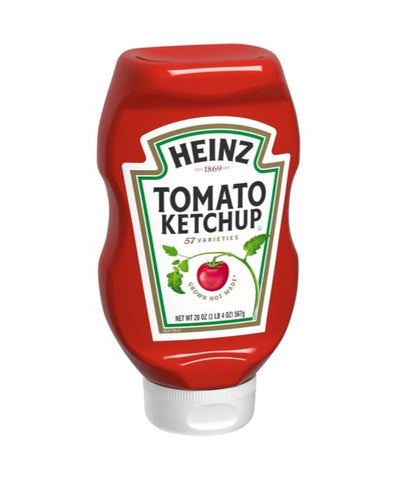 Heinz Ketchup 20 oz. Case Pack 30