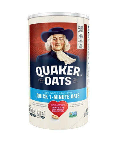 Quaker Oats 42 oz. Case Pack 12