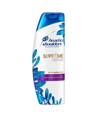 Head & Shoulders Shampoo Supreme Repair 400 ml Case Pack 6