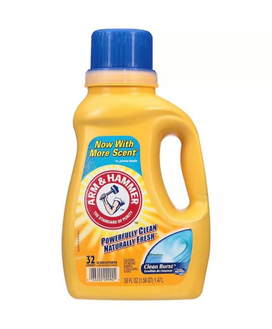 Arm & Hammer HE  50 oz. Clean Burst Case Pack 8
