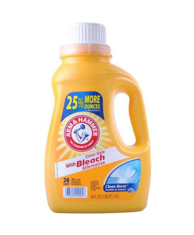 Arm & Hammer With Bleach 50 oz. Case Pack 8
