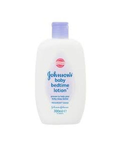 Johnson & Johnson Baby Lotion Bedtime 300 ml Case Pack 6