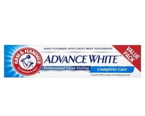 Arm & Hammer Advance White Complete 4.2 oz Case Pack 12