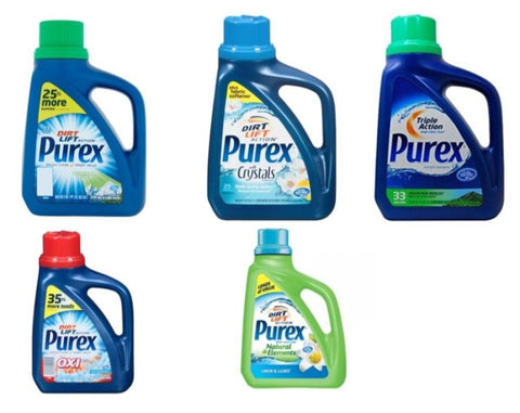 Purex 50 oz Assorted