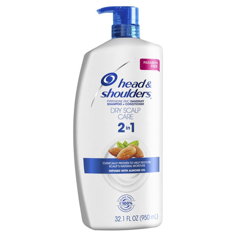 Head & Shoulders 2 IN 1 Case Pack 4