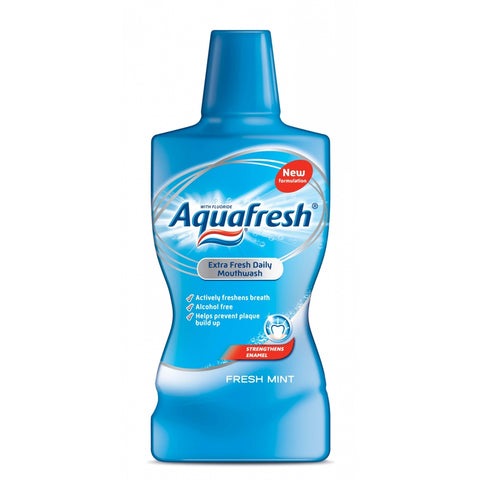 Aquafresh 16.9 oz. Fresh Mint Case Pack 8