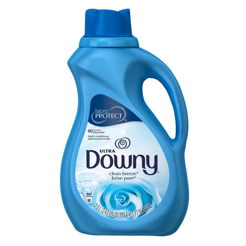 Downy Clean Breeze 77 oz Case Pack 6