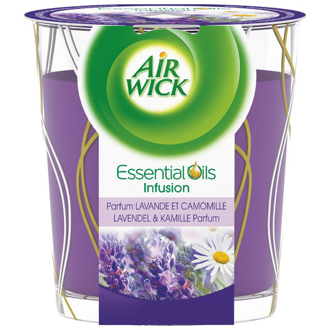 Air Wick 3.7 oz Lavender Case pack 6