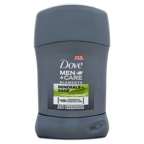 Dove Mineral 50ml Case Pack 6
