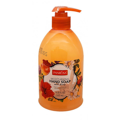 Panrosa Hand Soap 16.9 oz Milk and Honey