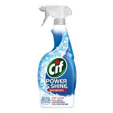 Cif Power & Shine WITH BLEACH. 23.6 Oz/700 ML. Pack of 6.