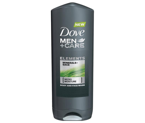 Dove Men Mineral 400 ml Case Pack 12