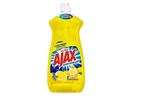 Ajax 28oz Lemon Case Pack 12