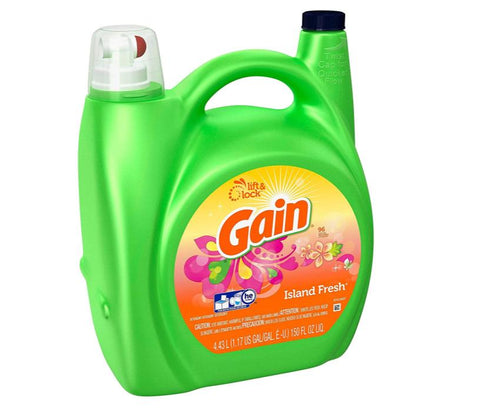 Gain Island Fresh 150 oz Case Pack 4