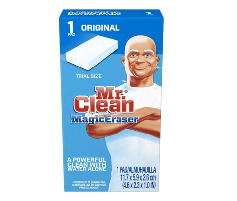 Mr. Clean Eraser 1 Count Case Pack 12
