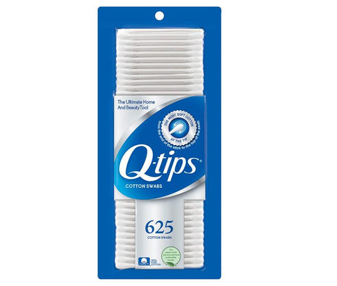 Q-Tips 625 Count Case Pack 24