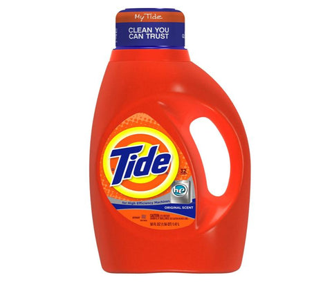 Tide Original HE 50 oz Case Pack 6