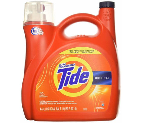 Tide Original HE 150 oz Case Pack 4