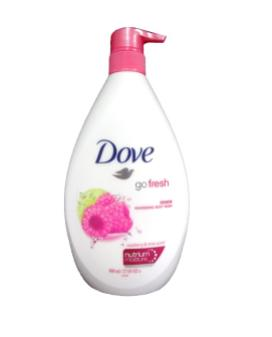 Dove Renew Body Wash 800 ml Case Pack 12