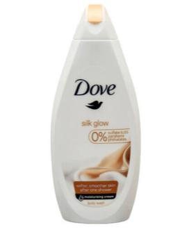 Dove Silk Body Wash 700ml Case Pack 12