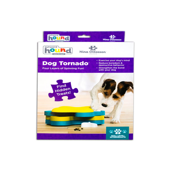 Nina Ottosson DOG TORNADO hondenpuzzel (level 2)