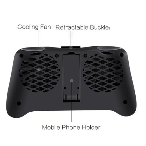 Magik™ Mobile cooling fan game pad review