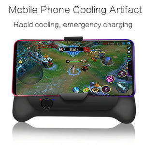 Magik™ Mobile cooling fan game pad - Tech Magik
