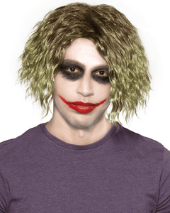 Joker Wig Dark Knight