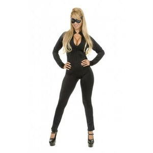 Cat Suit Black
