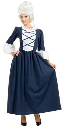 Colonial Lady Dress