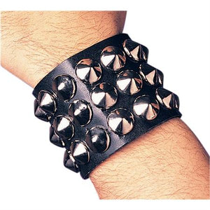 Studded Wristband Triple