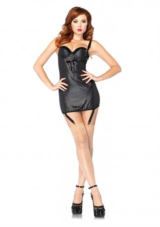 Underwire Garter Dress
