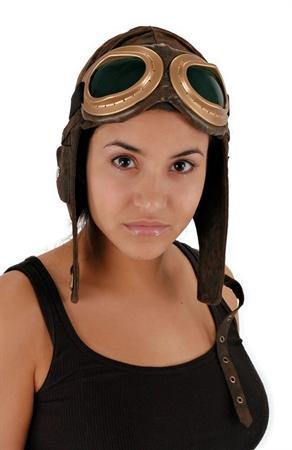 Aviator Hat Brown