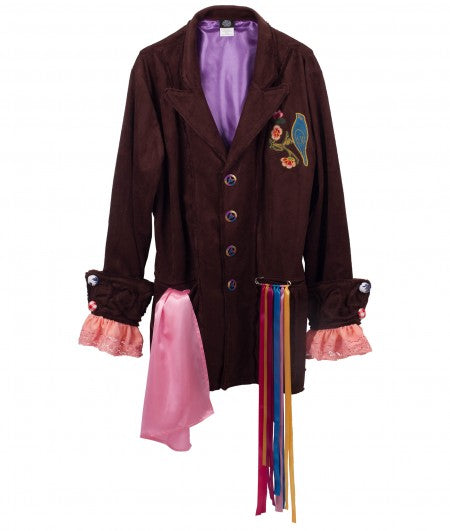 Mad Hatter Replica Jacket