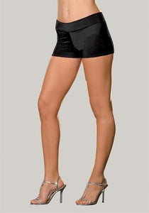 Roxie Hot Shorts Plus Black