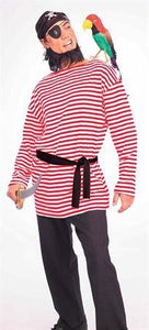 Pirate Matey Shirt Red & White