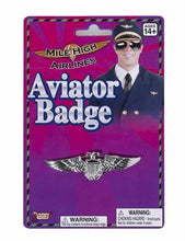 Load image into Gallery viewer, Aviator Badge