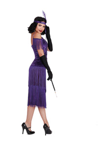 Miss Ritz Flapper Dress