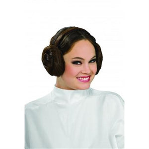 Princess Leia Hair Bun Headband