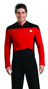 Star Trek TNG Red Shirt