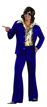 Leisure Suit Purple