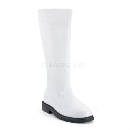Captain Boots White