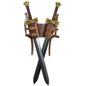 Dual Sword Back Harness